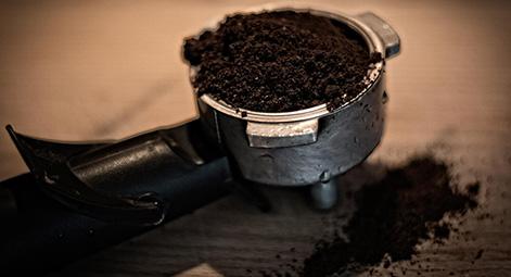 Café en poudre