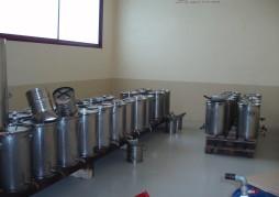 Pasteurisation alimentaire – Compactage alimentaire - Atomisation