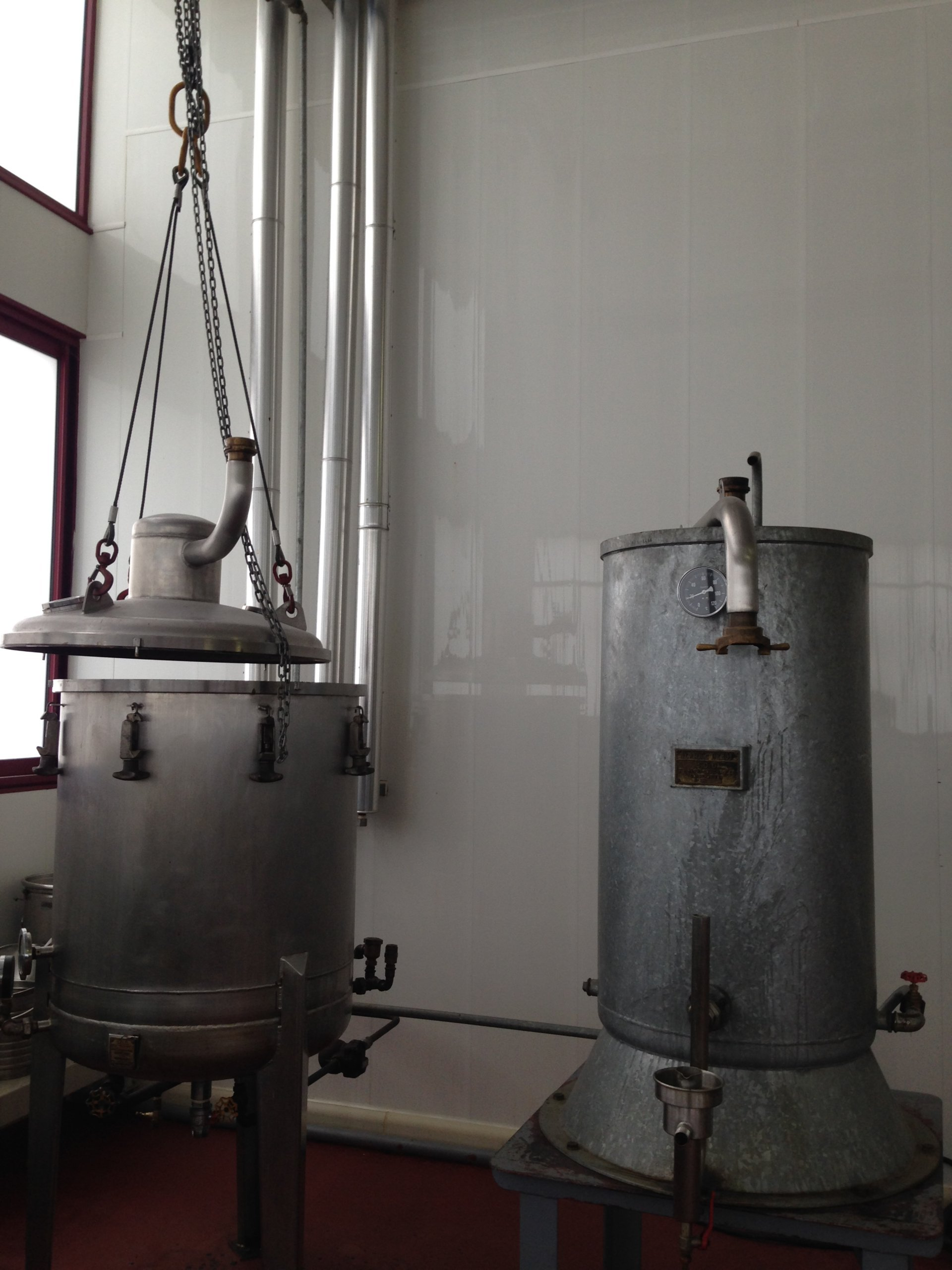 Fabrication d'extraits naturels