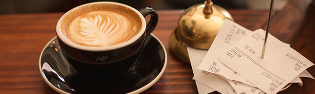 Café liquide de qualité